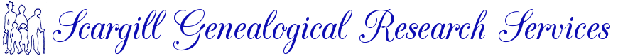 Scargill Genealogical Research Services Logo